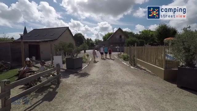 Camping-de-L-Ile-Verte Saint-Benoit-des-Ondes Bretagne France