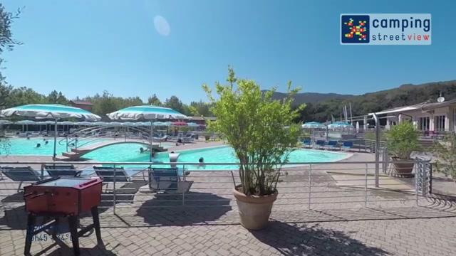 Camping-Village-Baia-Azzurra Castiglione-della-Pescaia Toscane Italie
