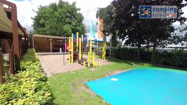 Camping-Liesbos Breda Brabant-Septentrional Pays-Bas