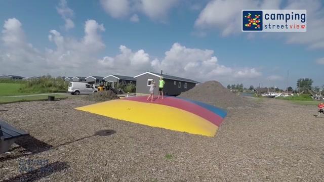 Camping-Lauwersoog Lauwersoog Groningen Pays-Bas
